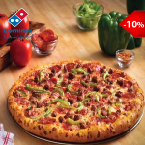 600x600 Domino's Pizza